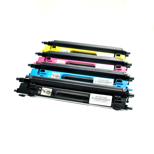 4 Toner für Brother TN-130 TN135 DCP-9040 kompatible NEUWARE