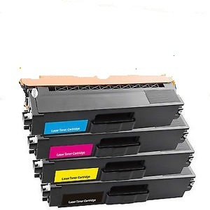 4x Toner f. Brother TN-326 HL L 8250CDN HL L 8300 Series MFC L8850 CDW kompatible NEUWARE