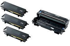 3x Toner BLACK + Trommel für Brother DR-3000 TN-3060 HL-5130 HL-5140  HL-5170  kompatible NEUWARE