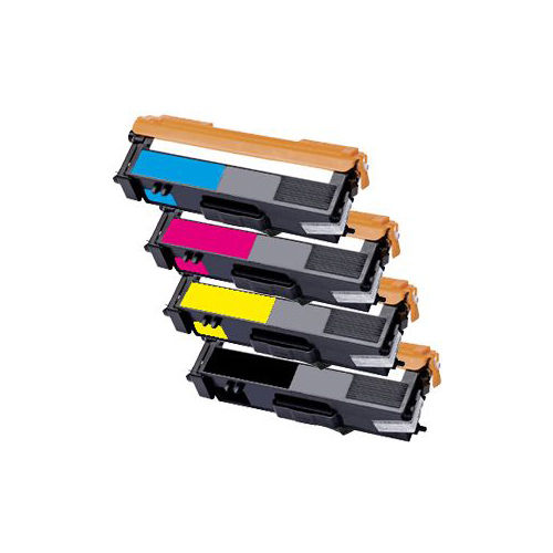4 Toner für Brother TN-423 HL-L8260 CDW DCP-L8410 CDW